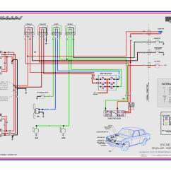 1971 Datsun 510 Wiring Diagram Yamaha G9 Harness Best Librarydatsun Headlight Third Level Rh
