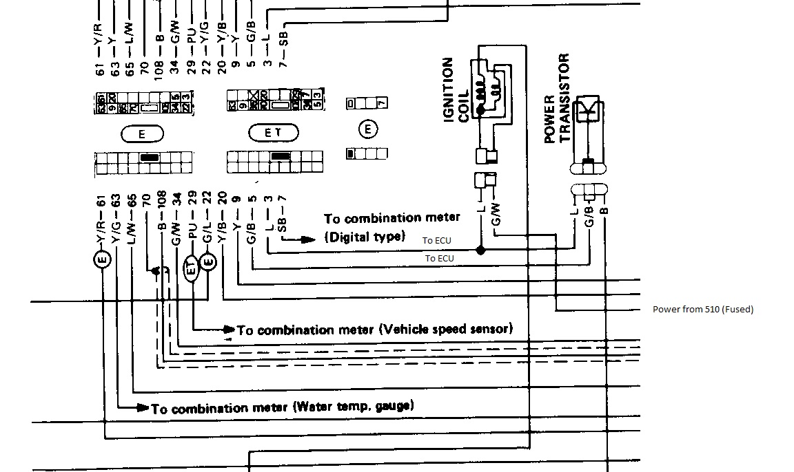 Datsun 240z Engine Bay Diagram Datsun 1200 Engine Bay