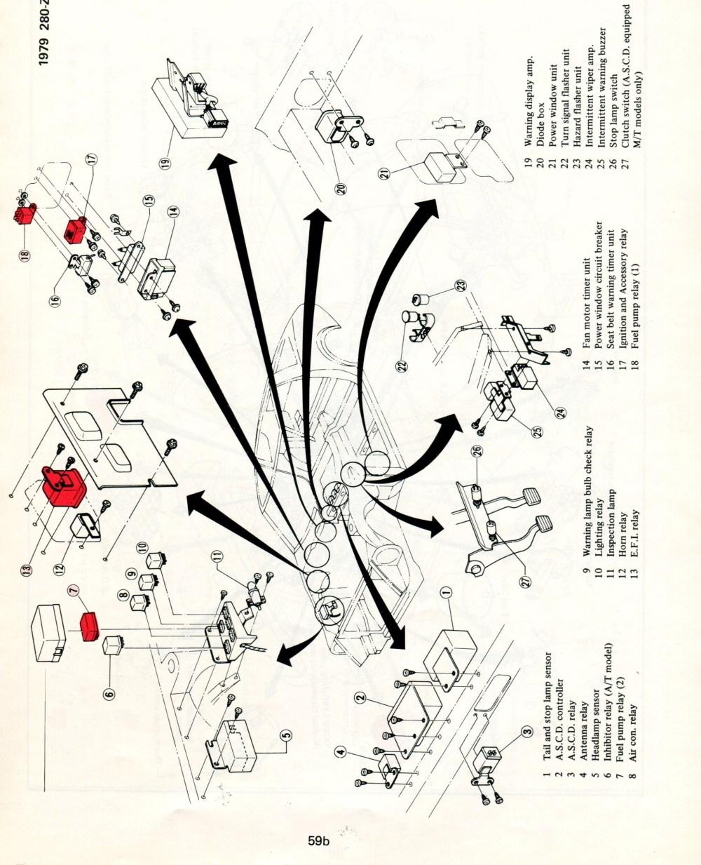 medium resolution of car reverse light wiring diagram wiring diagram 1973 datsun 240z 78 280z wiring diagram
