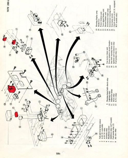 small resolution of car reverse light wiring diagram wiring diagram 1973 datsun 240z 78 280z wiring diagram