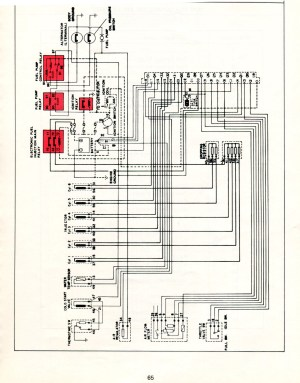 Datsun Electronic Fuel Injection  Wiring Diagrams