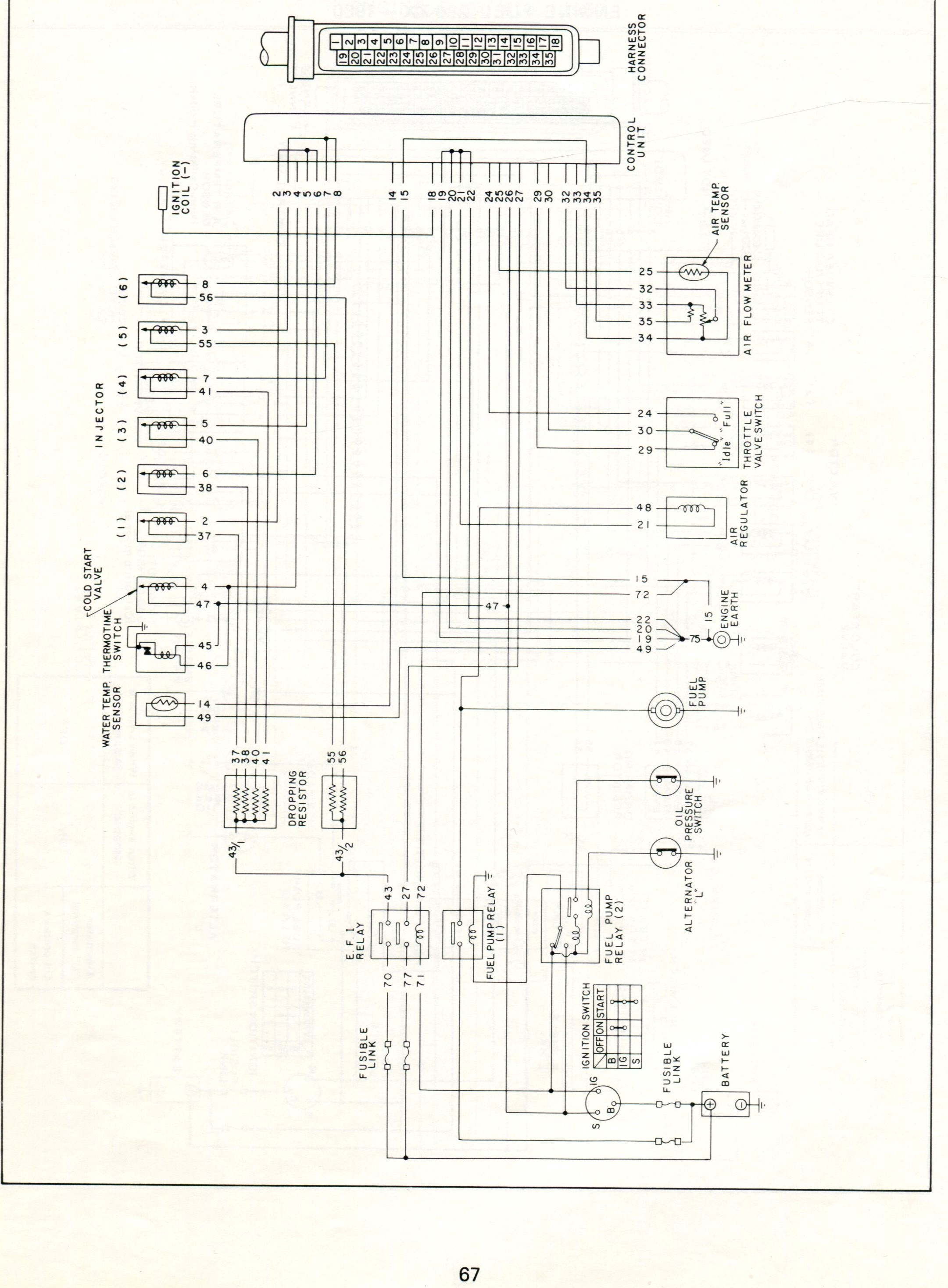 78 280z Wiring Diagram