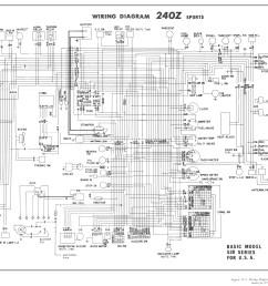 1971 datsun 240z wiring diagram [ 6278 x 4732 Pixel ]