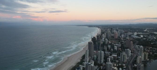 オーストラリア ゴールドコースト 107日目(2018年5月17日)
