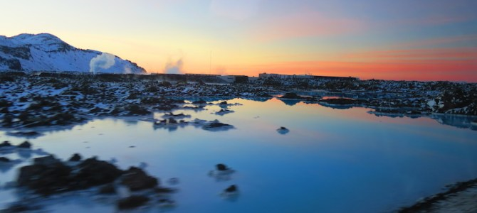アイスランド レイキャビク  299DAYS (JAN/16/2019)