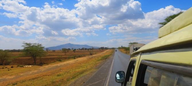 ケニア 国内移動 364DAYS  (MAR/22/2019)