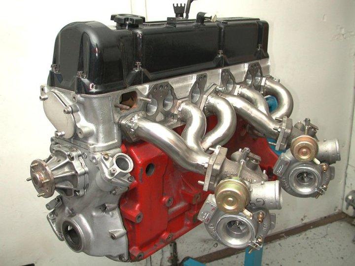 L28 Twin Turbo Dattosan Kureiji
