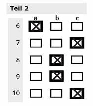Học tiếng Đức miễn phí với DatTranDeutsch - Bài thi B2 đáp án phần đọc 2