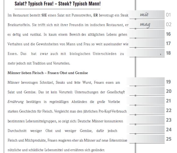 Học tiếng Đức miễn phí với DatTranDeutsch - Bài thi B2 phần đọc 4a