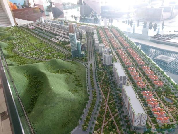 Điều chỉnh quy hoạch khu đô thị Phương Đông Vân Đồn