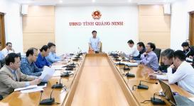 Báo cáo tiến độ một số dự án tại Khu kinh tế Vân Đồn