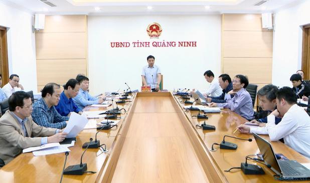 Báo cáo tiến độ dự án khu kinh tế Vân Đồn Quảng Ninh