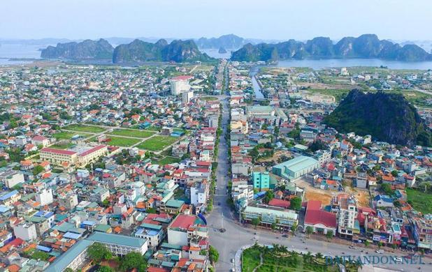 Khu đô thị ven biển thành phố Cẩm Phả