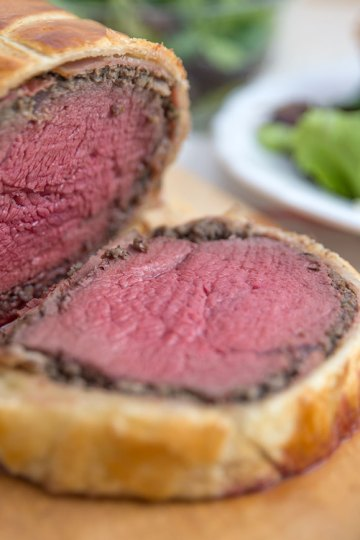 Elita beef wellington