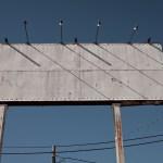 White Sign Highway 99, 2011