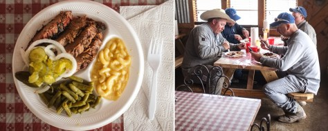 Pody's Barbecue, Pecos, Texas