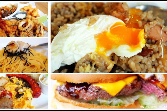 桃園區美食【Chophouse恰好食美式餐廳】高人氣早午餐│餐點豐富且多樣化
