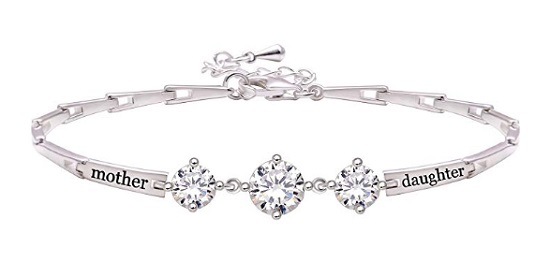Mother Daughter Bracelet for Daughters in Law