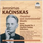 Cover : Jeronimas Kačinskas Chamber and Instrumental Music