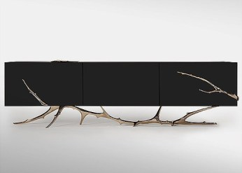 Natural Materials   Console Twig