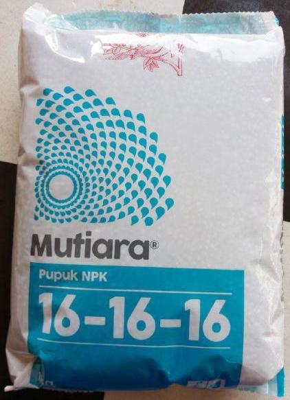 Pupuk NPK Mutiara