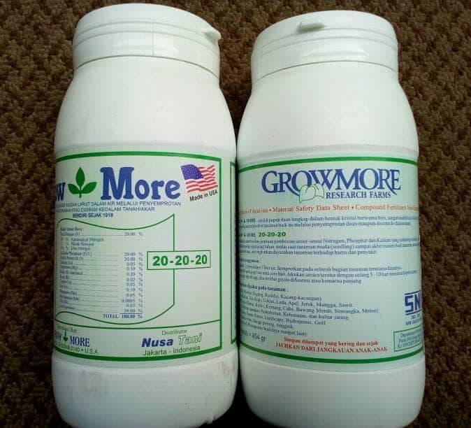 Pupuk Growmore 20-20-20