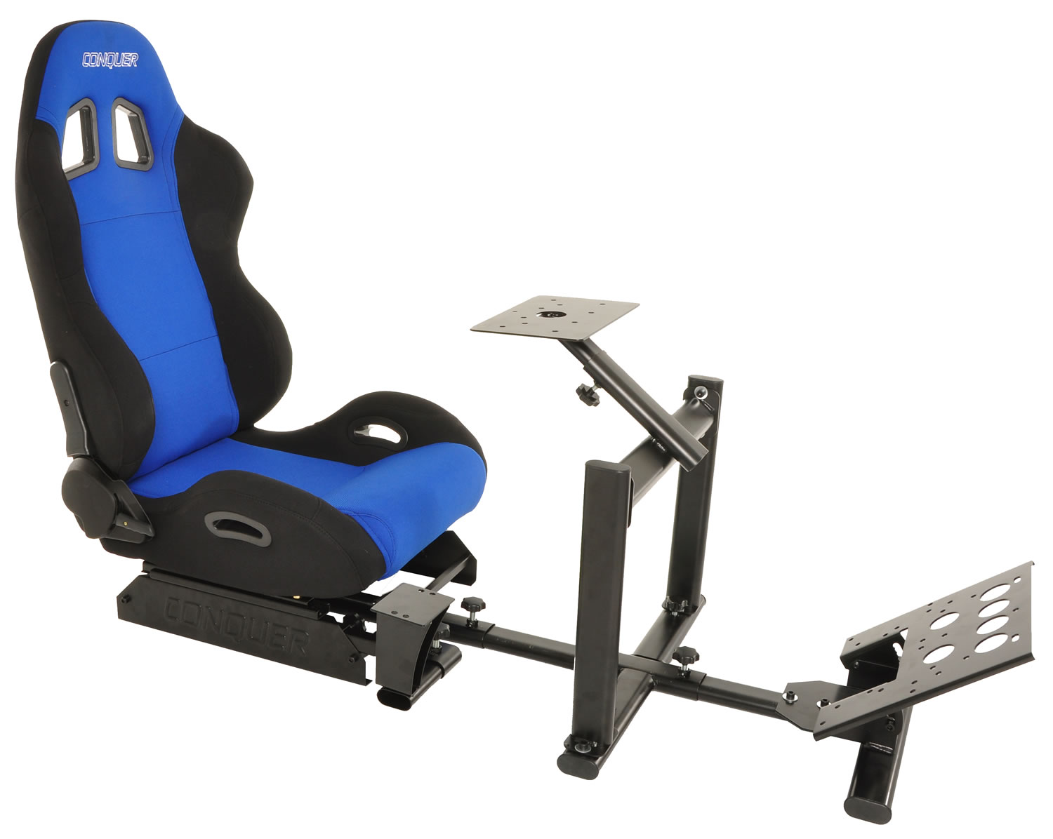 driving simulator chair bruno lifts conquer racing cockpit gaming seat with