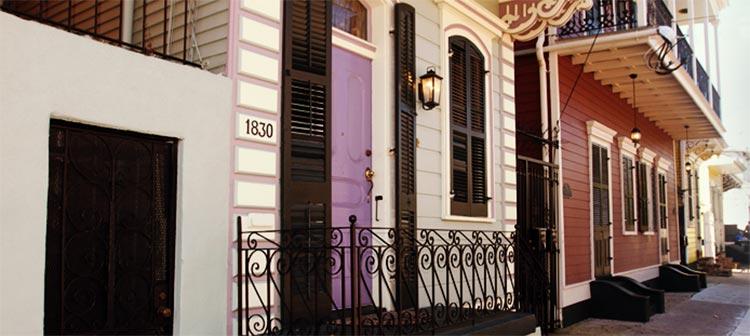 New Orleans Bu0026B. New Orleans B U0026 B