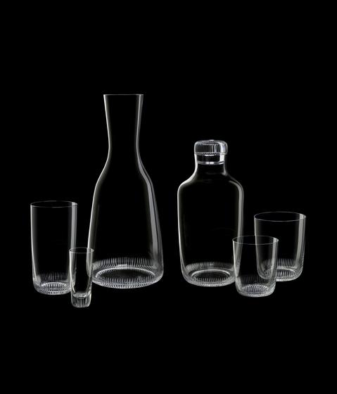 lobmeyr glass jar vases