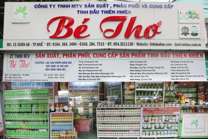 cong-ty-tinh-dau-tram-be-tho