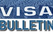 Visa bulletin 2021