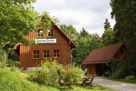 """Das """"Basislager Brocken"""" in Schierke der DAV-Sektion Wernigerode"""
