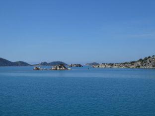Bootsausflug nach Simena und zur Kekova Insel