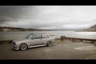 BMW e30 M3 in Norway