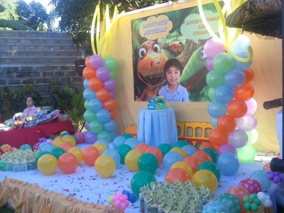 kiddie party davao