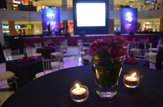 mall decor corporate event coordinator in davao - bpi amore in abreeza 2