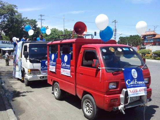 motorcade davao event coordinators