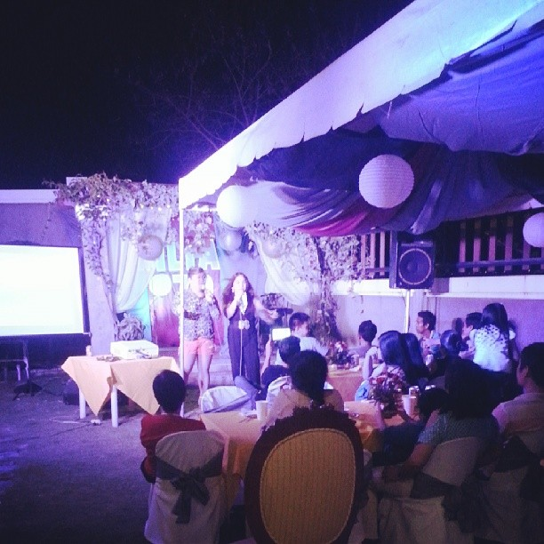 davao event coordinator - outdoor party seaside