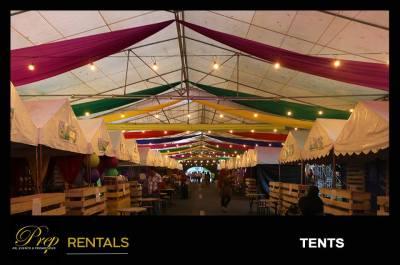 RENTALS - EVENT TENTS