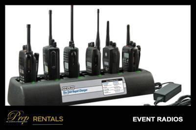 RENTALS - EVENT RADIOS