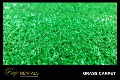 RENTALS - FAUX GRASS CARPET