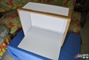 DIY Lightbox 07