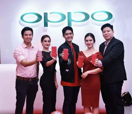 OPPO F3 Red Edition 3