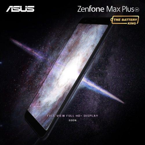 Zenfone 4 Max Plus M1 Full View Display