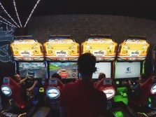 Tap 'N Play Daytona USA