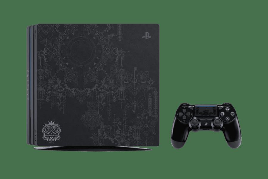 Playstation 4 Pro - Kingdom Hearts III Limited Edition