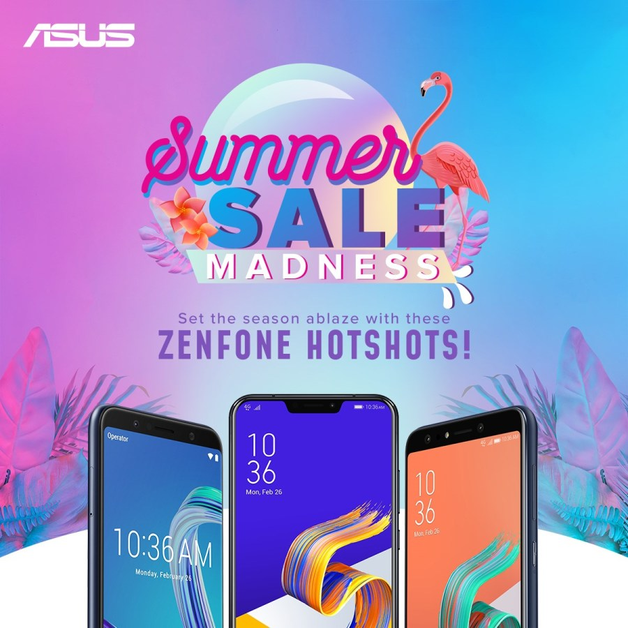 ZenFone Summer Madness Sale
