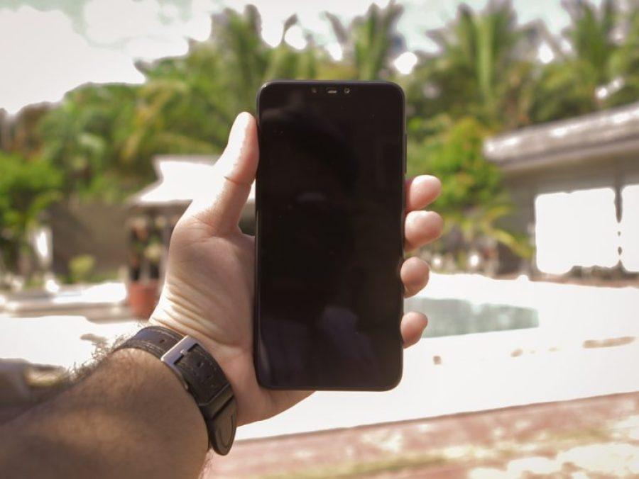 Zenfone Max M2 front