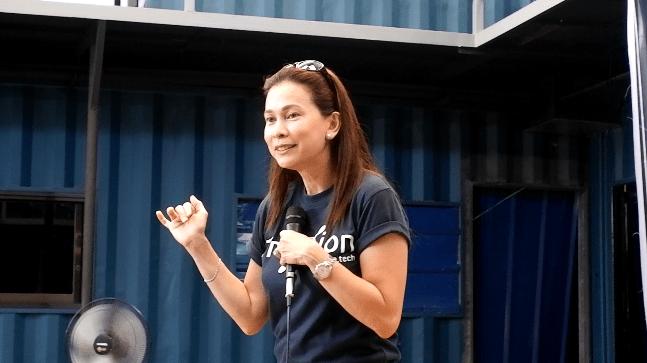 Ann Cuisia - Blockathon 2019