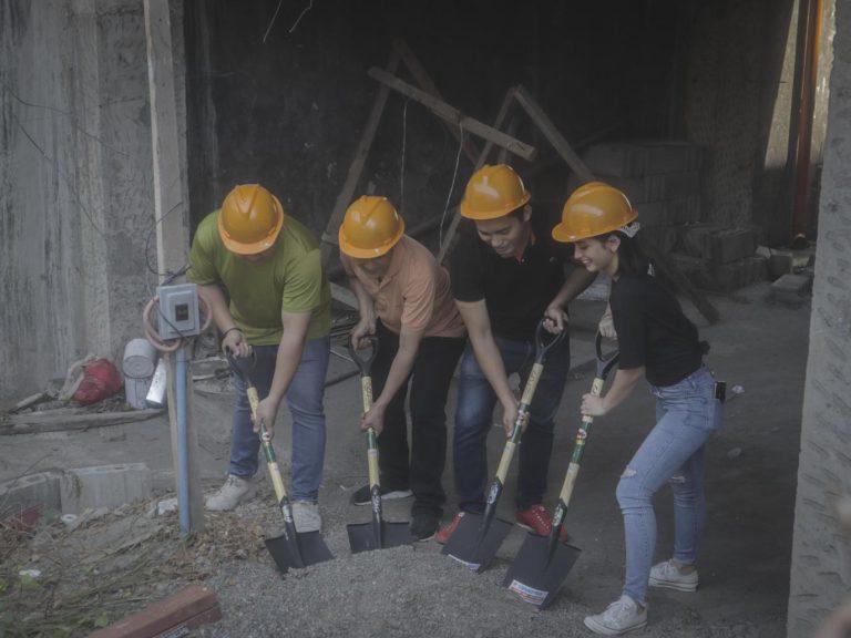 TNC Ground Zero Davao Ground Breaking